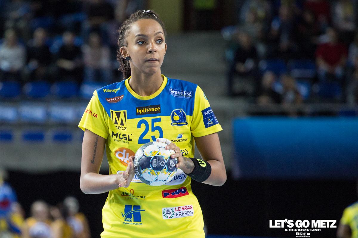 Metz Handball - Vipers Kristiansand - 03112019 - Sajka (3