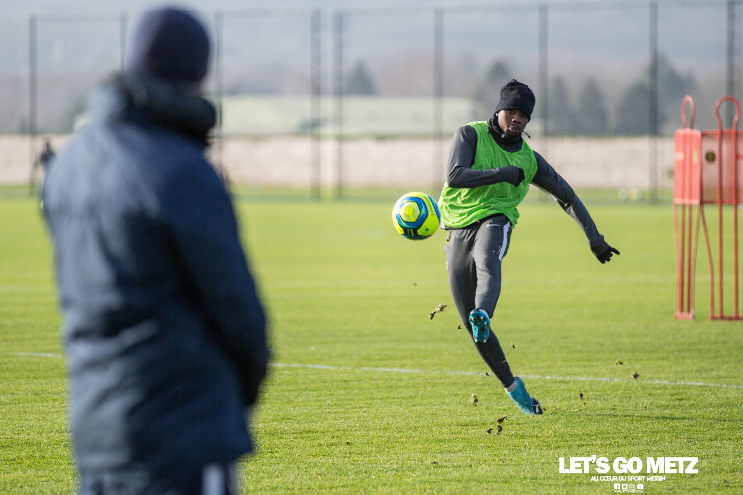Entrainement FC Metz – 04012020 (17)Ambrose