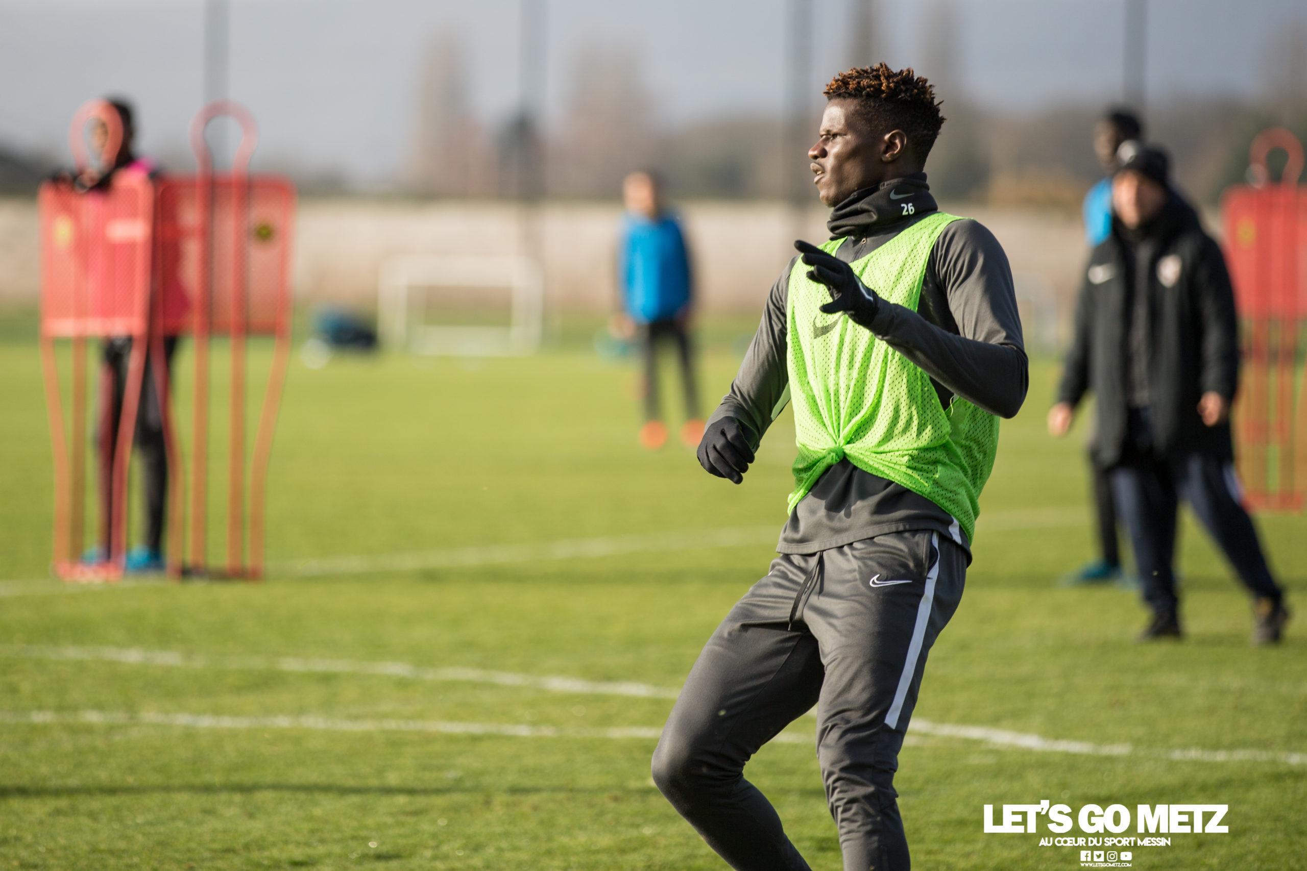 Entrainement FC Metz – 04012020 (18)Ndiaga_Yade