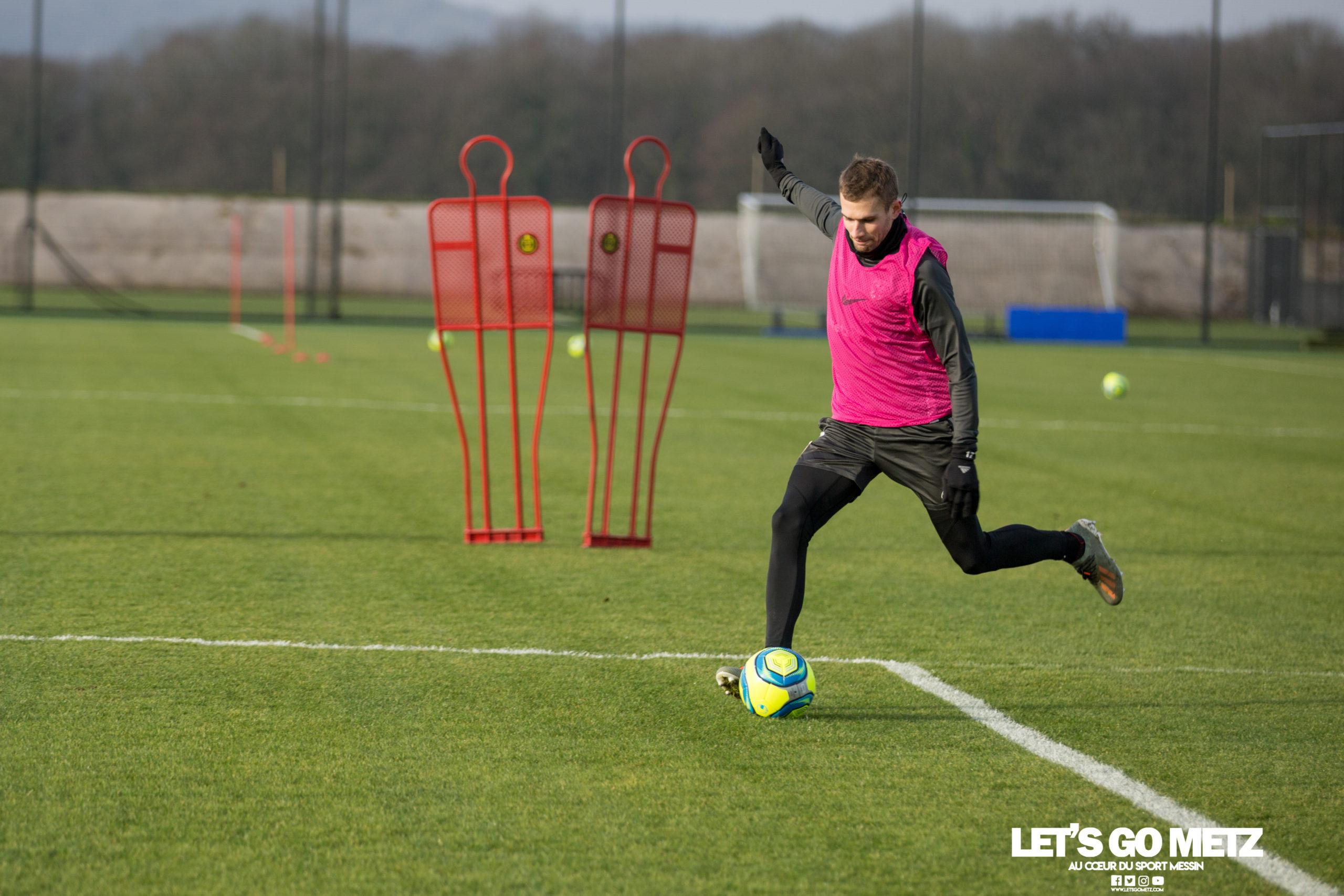 Entrainement FC Metz – 04012020 (23)Delaine