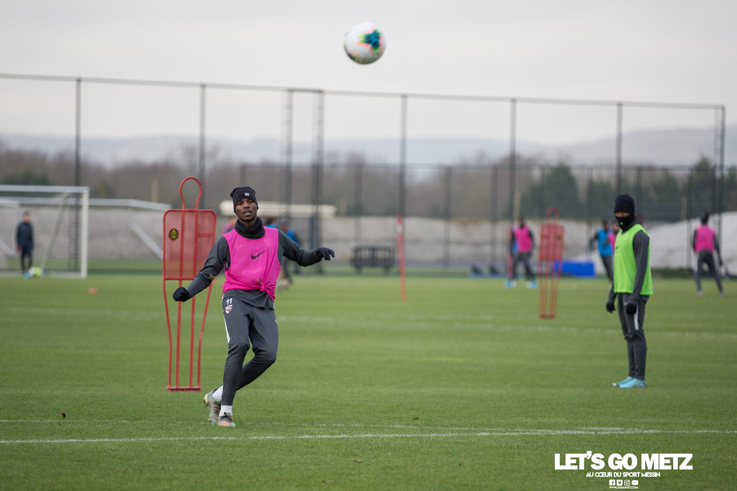Entrainement FC Metz – 04012020 (33)Nguette