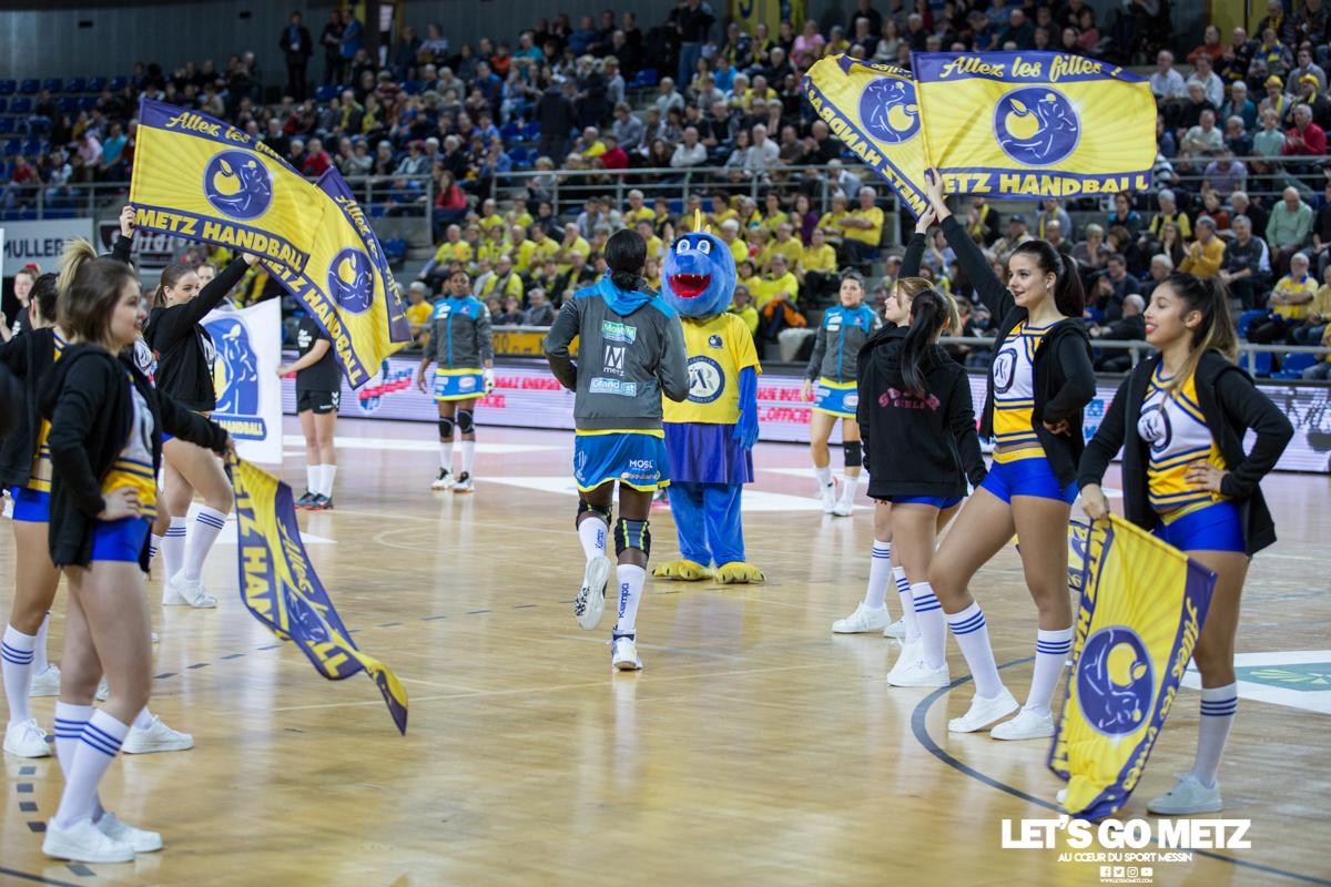 Metz Handball – Fleury Loiret – 19012020 (1)