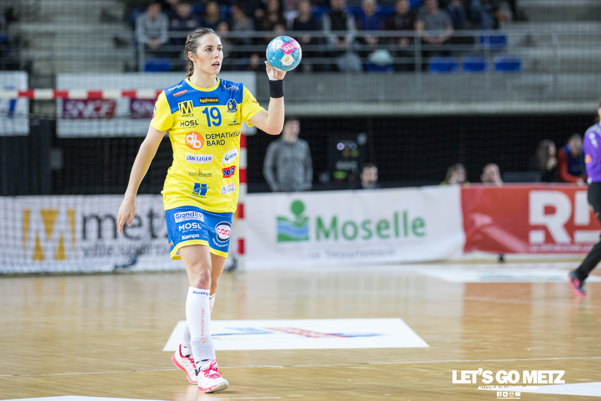 Metz Handball – Fleury Loiret – 19012020 – Burgaard (2)