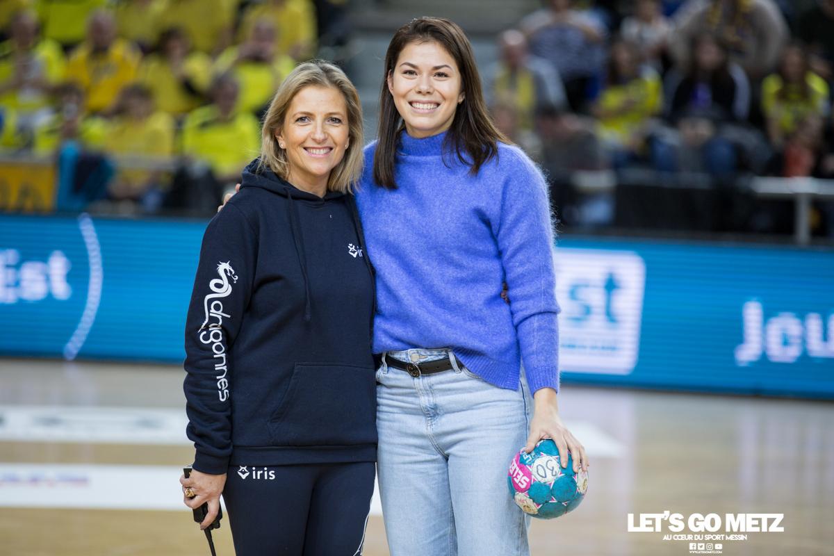 Metz Handball – Fleury Loiret – 19012020 – Martine Smeets (4)