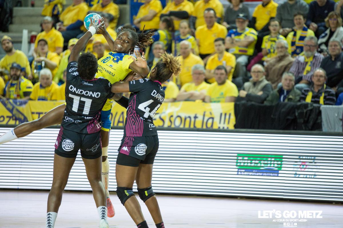 Metz Handball – Fleury Loiret – 19012020 – Nocandy