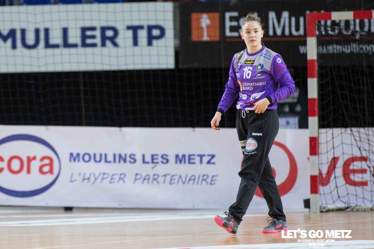 Metz Handball – Fleury Loiret – 19012020 – Portes
