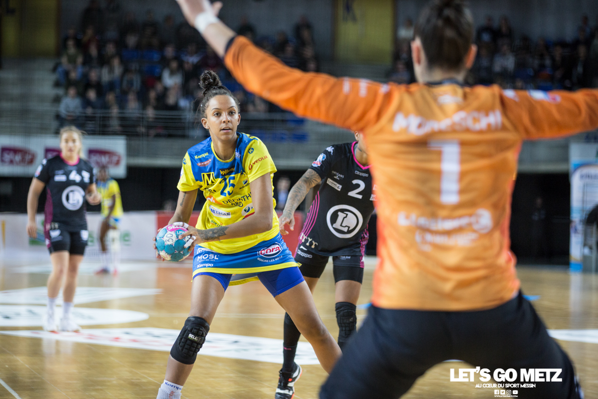 Metz Handball – Fleury Loiret – 19012020 – Sajka