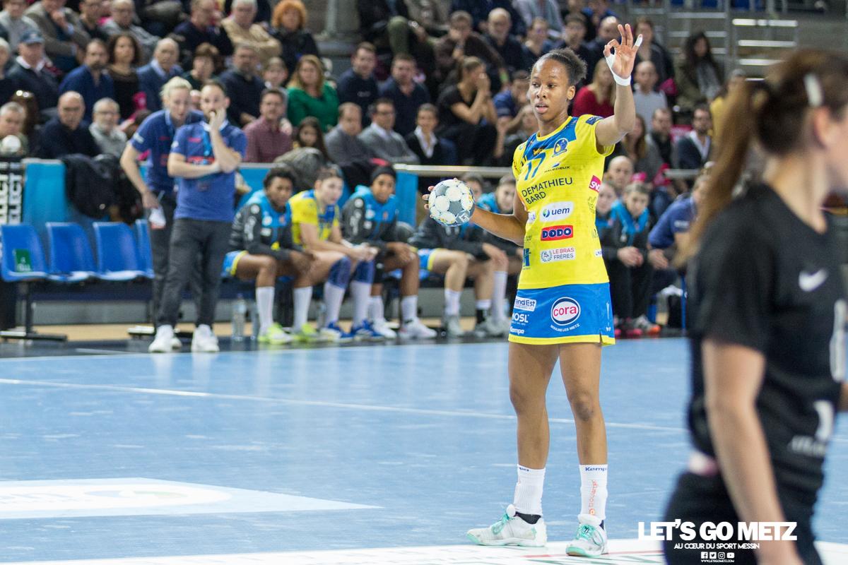 Metz Handball – Rostov – 25012020 – Kanor
