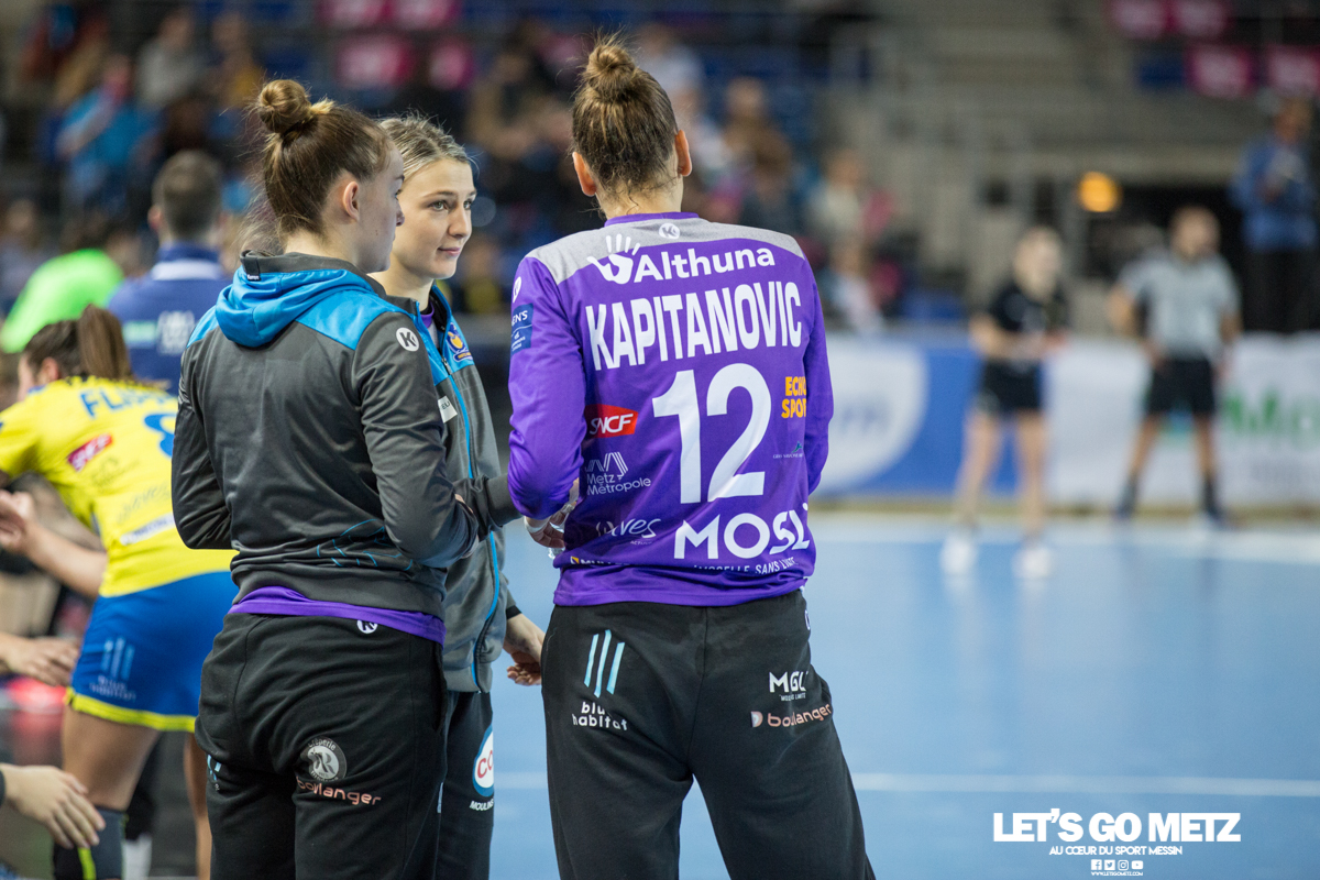 Metz Handball – Rostov – 25012020 – Kapitanovic Pijevic Portes