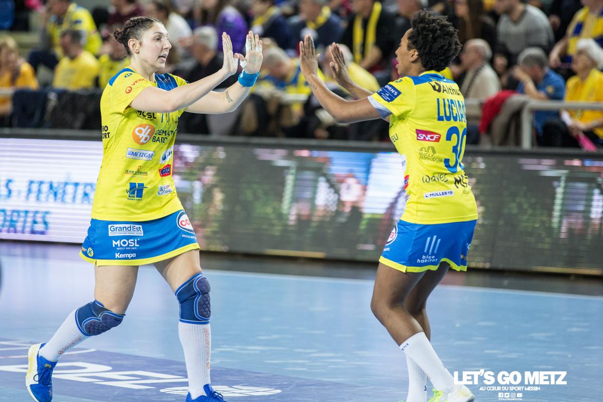 Metz Handball – Rostov – 25012020 – Perederiy Luciano