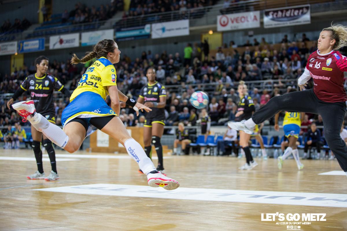 Metz Handball – Toulon St Cyr – 12012020 – Burgaard (2)