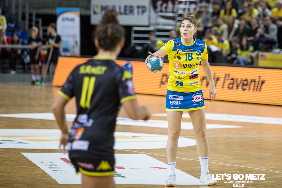 Metz Handball – Toulon St Cyr – 12012020 – Di Rocco (4)