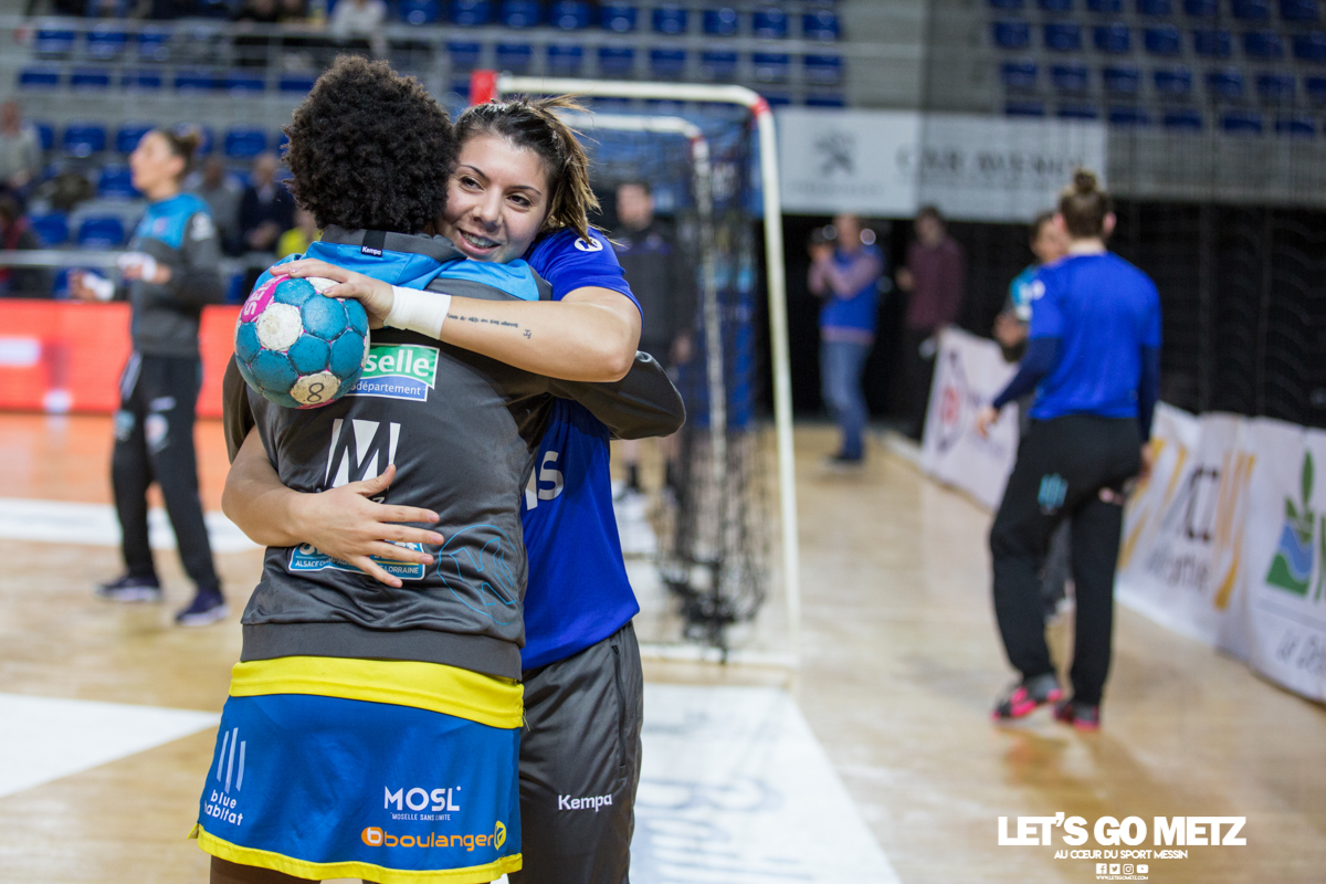 Metz Handball – Toulon St Cyr – 12012020 Luciano Flippes