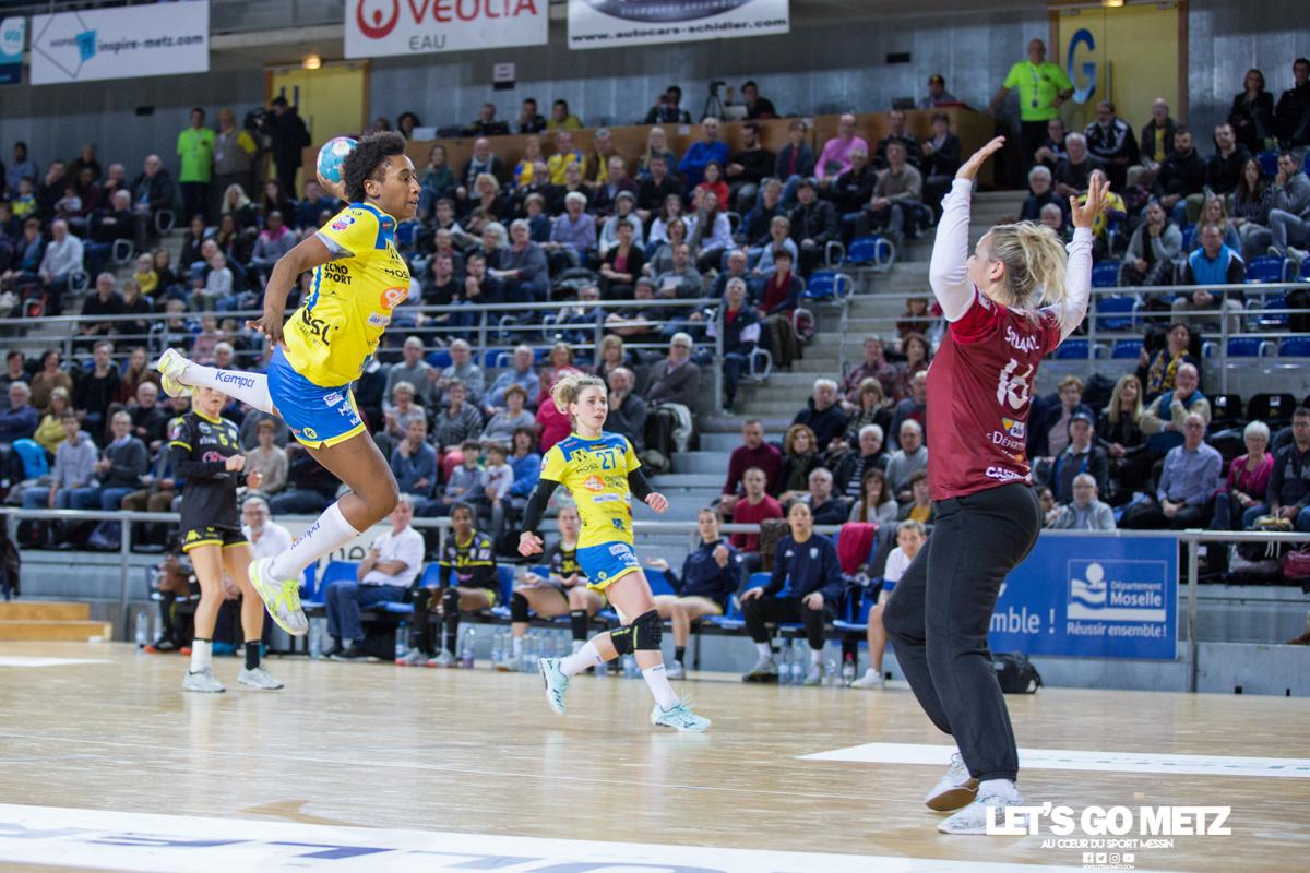Metz Handball – Toulon St Cyr – 12012020 – Luciano