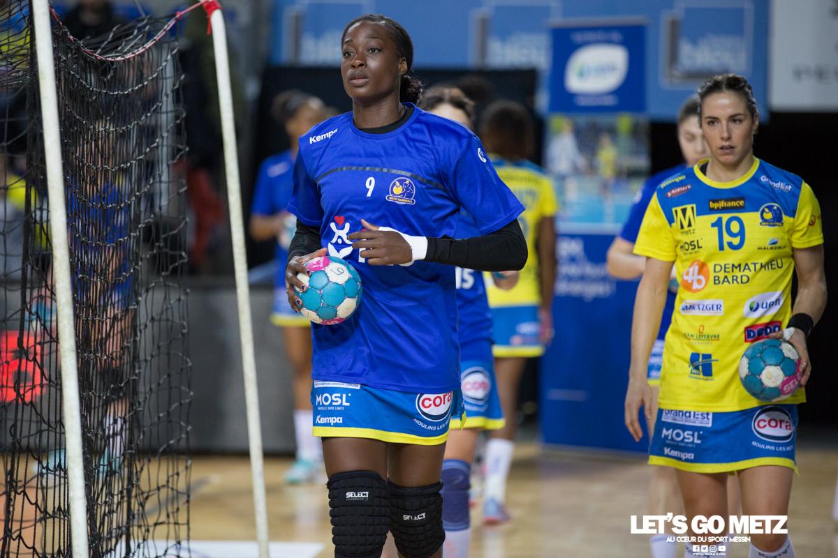 Metz Handball – Toulon St Cyr – 12012020 N'Gouan (1)