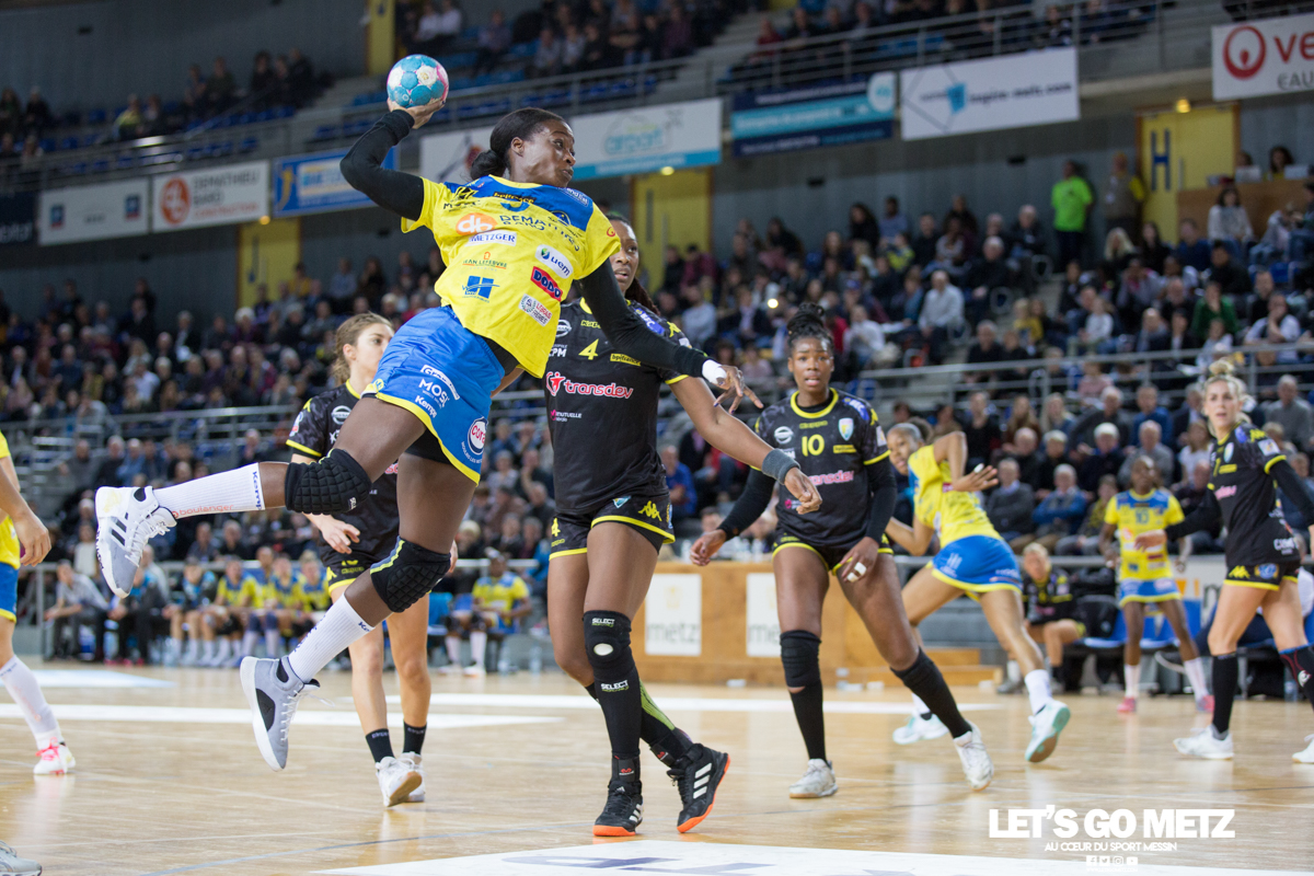 Metz Handball – Toulon St Cyr – 12012020 N'Gouan (2)