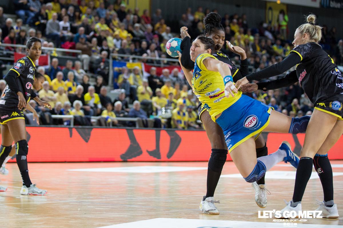 Metz Handball – Toulon St Cyr – 12012020 – Perederiy (2)