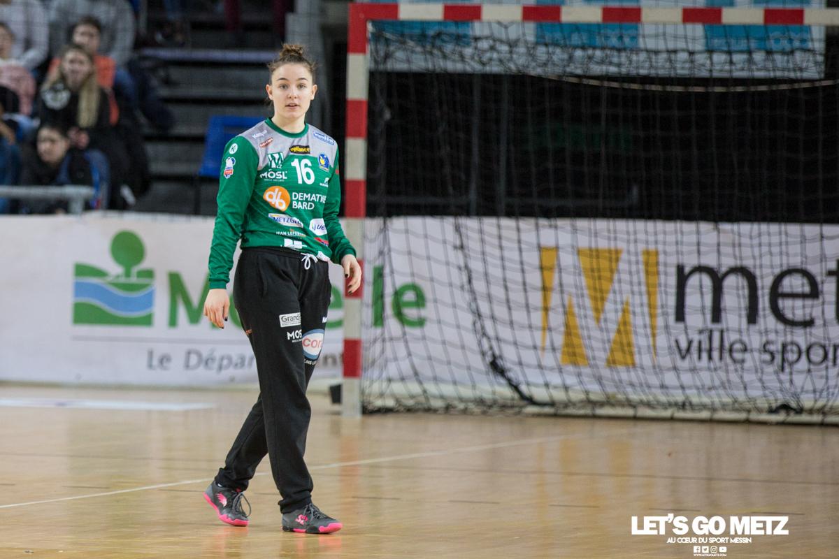Metz Handball – Toulon St Cyr – 12012020 – Portes