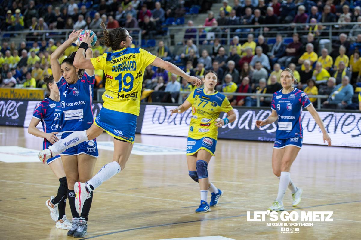 Metz Handball – Mérignac – 12022020 – Burgaard
