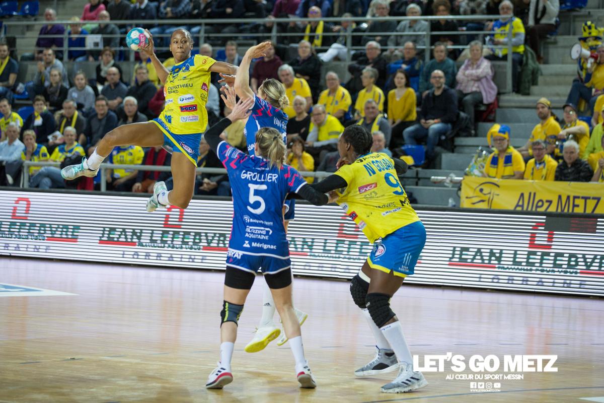 Metz Handball – Mérignac – 12022020 – Kanor