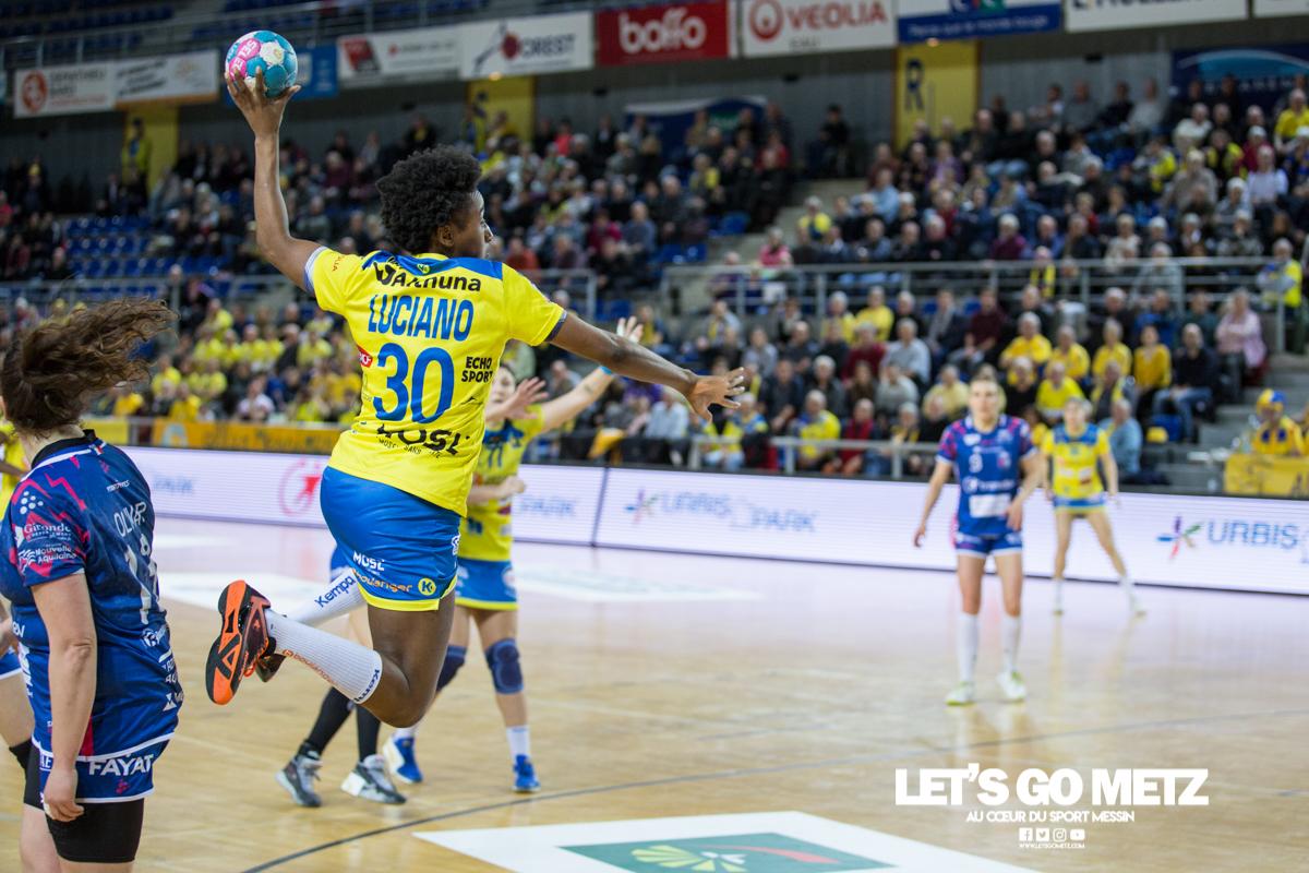 Metz Handball – Mérignac – 12022020 – Luciano (1)