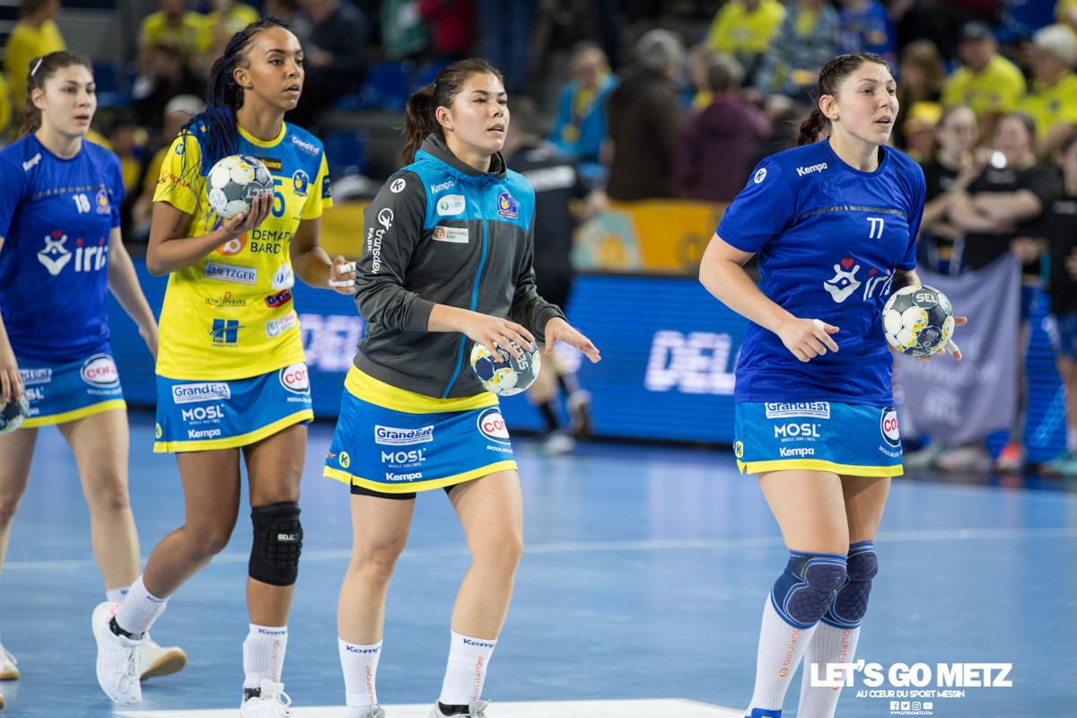 Metz Handball – Team Esbjerg – 09022020 (2)