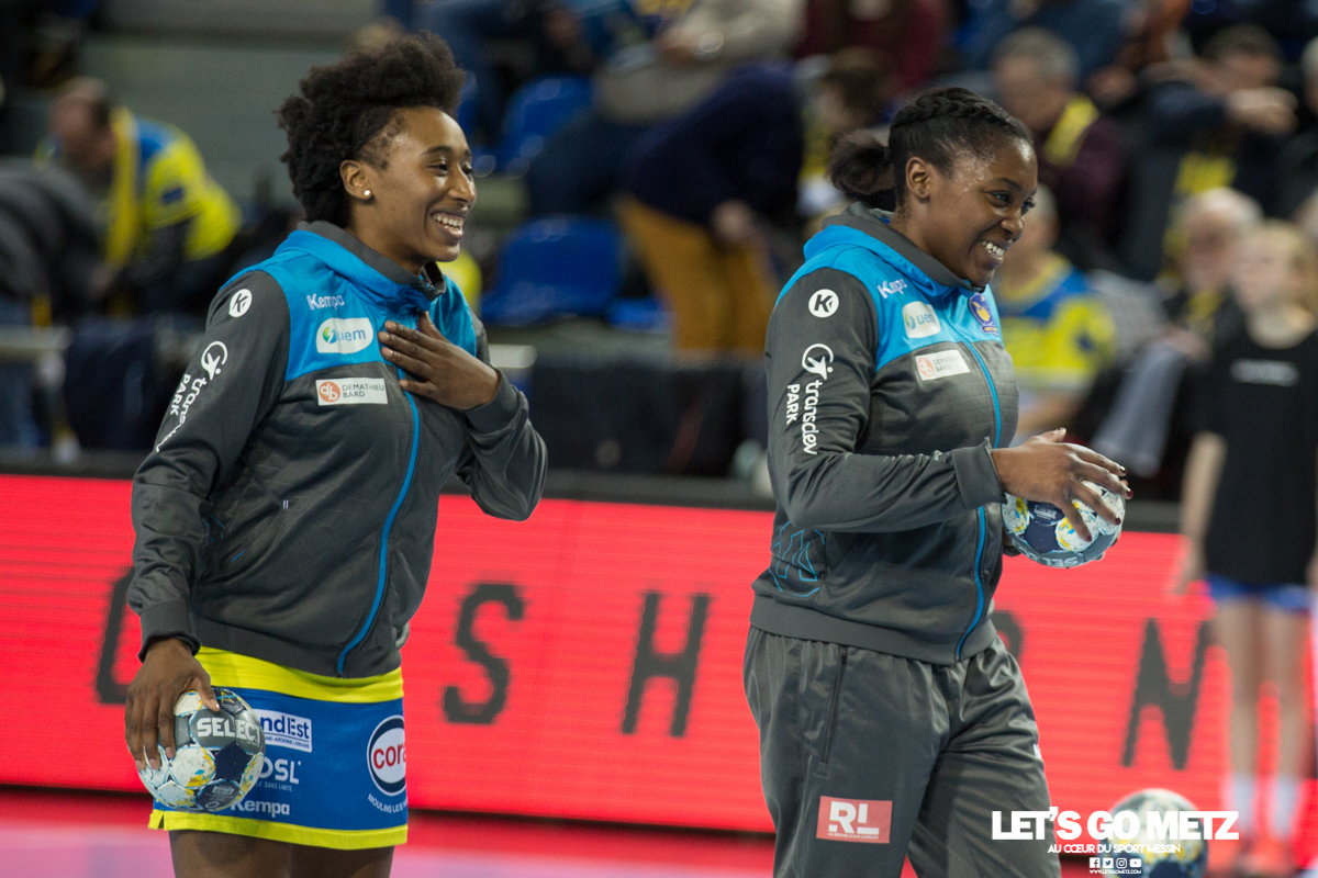Metz Handball – Team Esbjerg – 09022020 – Luciano Zaadi