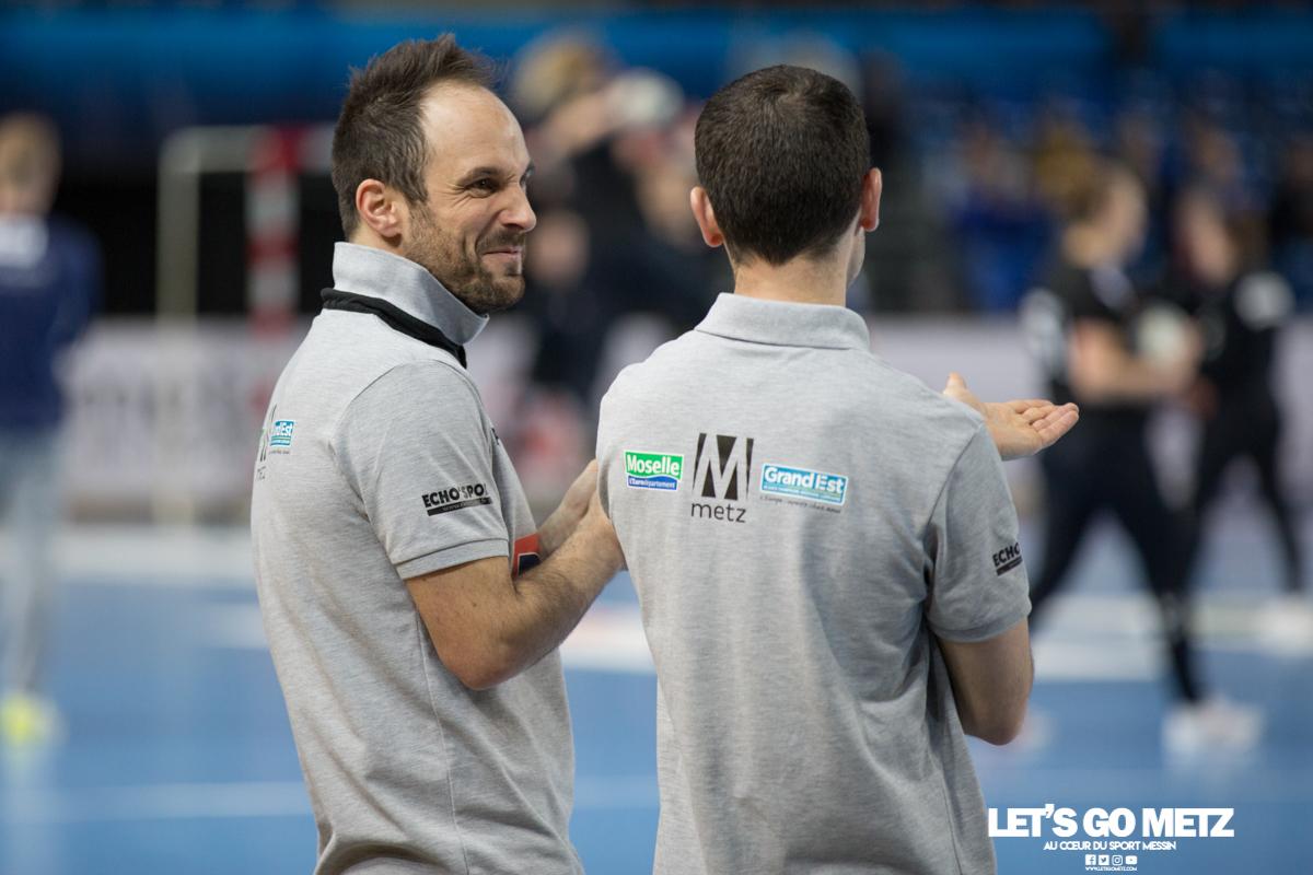Metz Handball – Team Esbjerg – 09022020 – Mayonnade