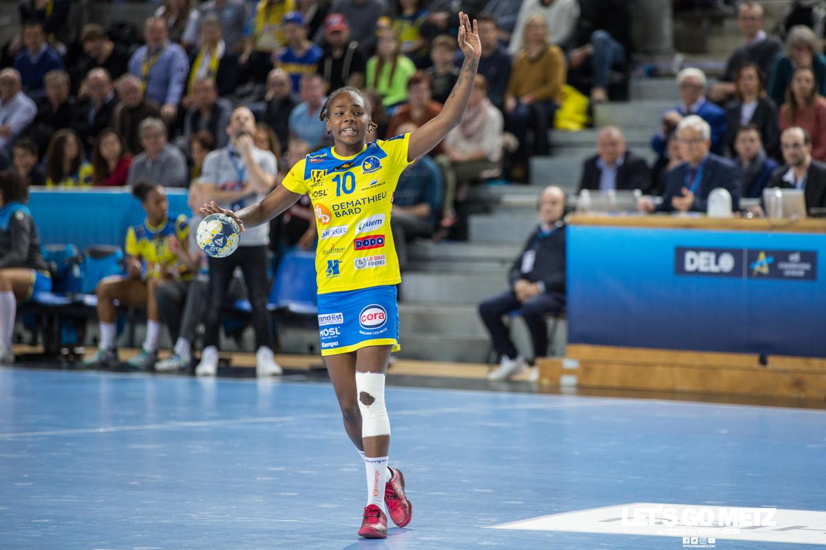 Metz Handball – Team Esbjerg – 09022020 – Nocandy