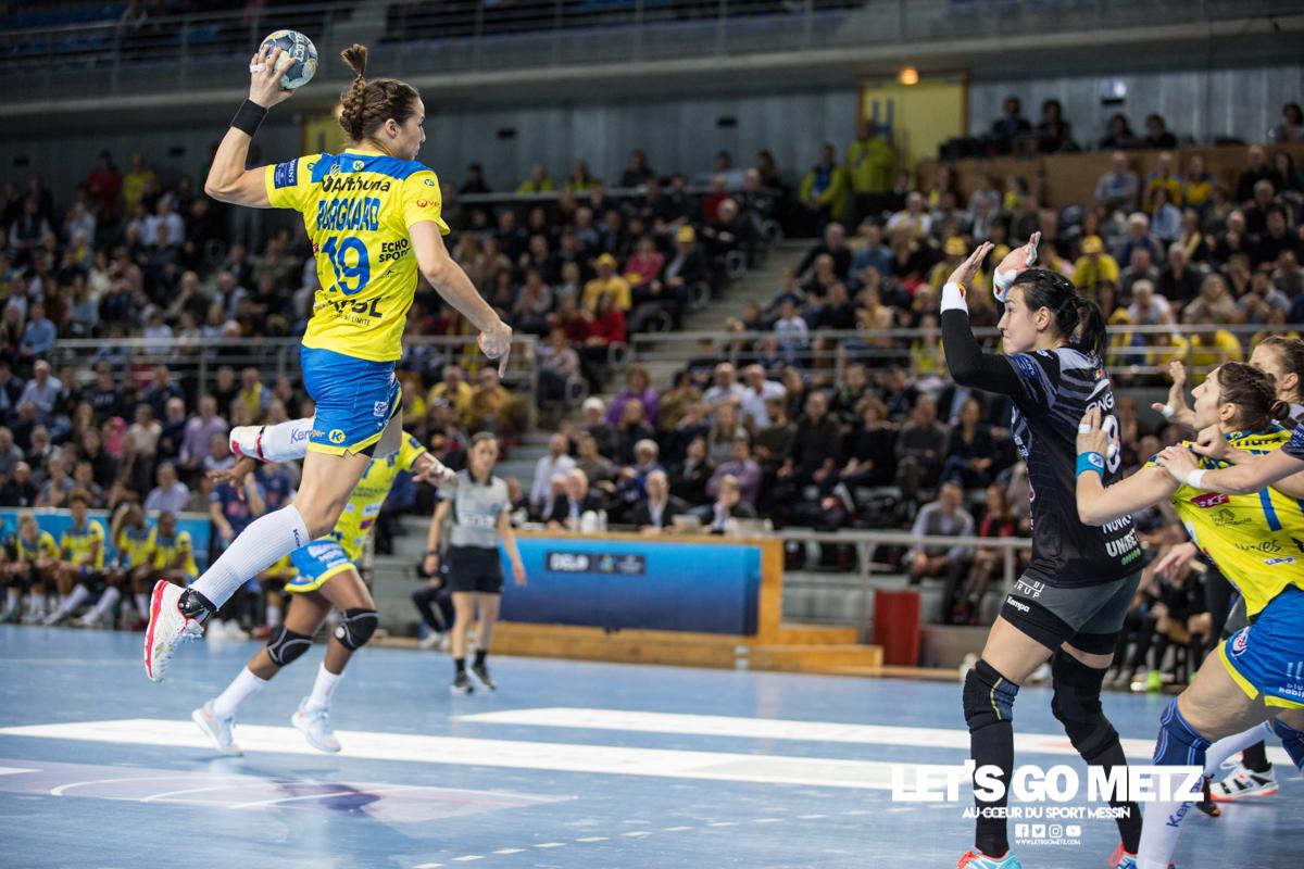 Metz Handball – Bucarest – 010320- MH – Burgaard (1)