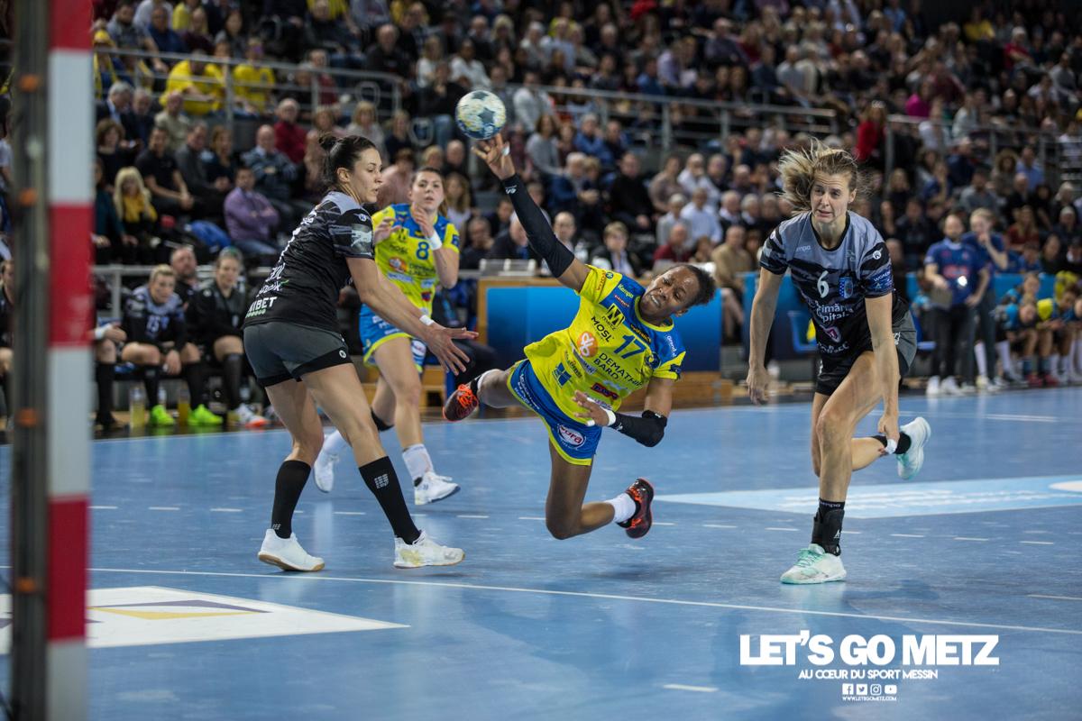 Metz Handball – Bucarest – 010320- MH – Kanor (2)
