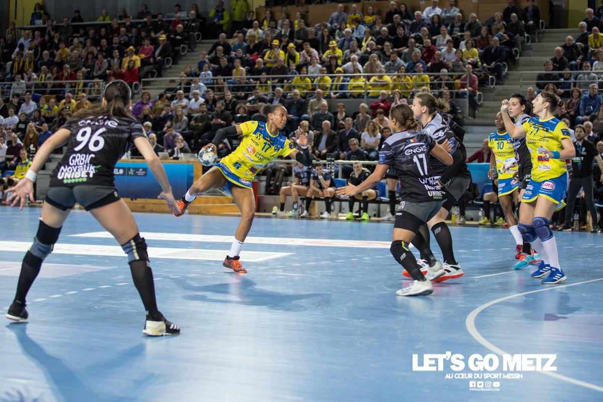 Metz Handball – Bucarest – 010320- MH – Kanor