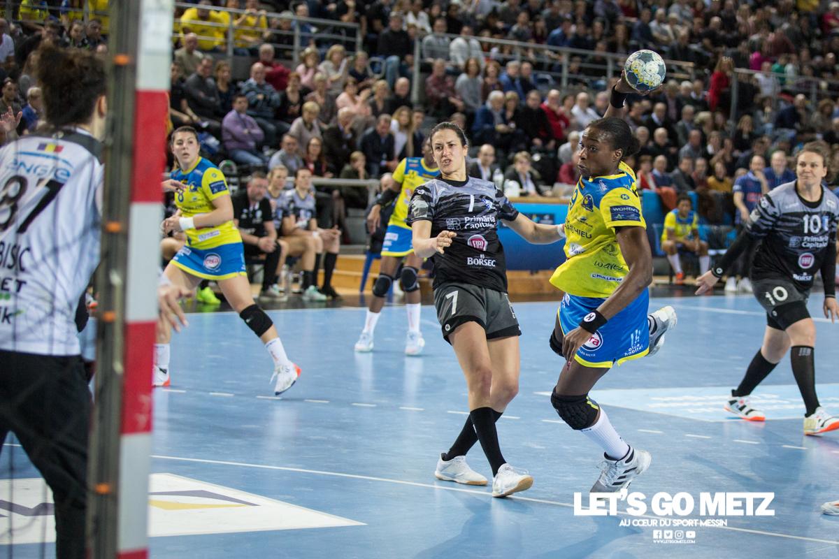 Metz Handball – Bucarest – 010320- MH – Ngouan (1)