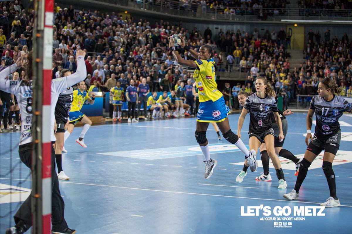 Metz Handball – Bucarest – 010320- MH – Ngouan (3)
