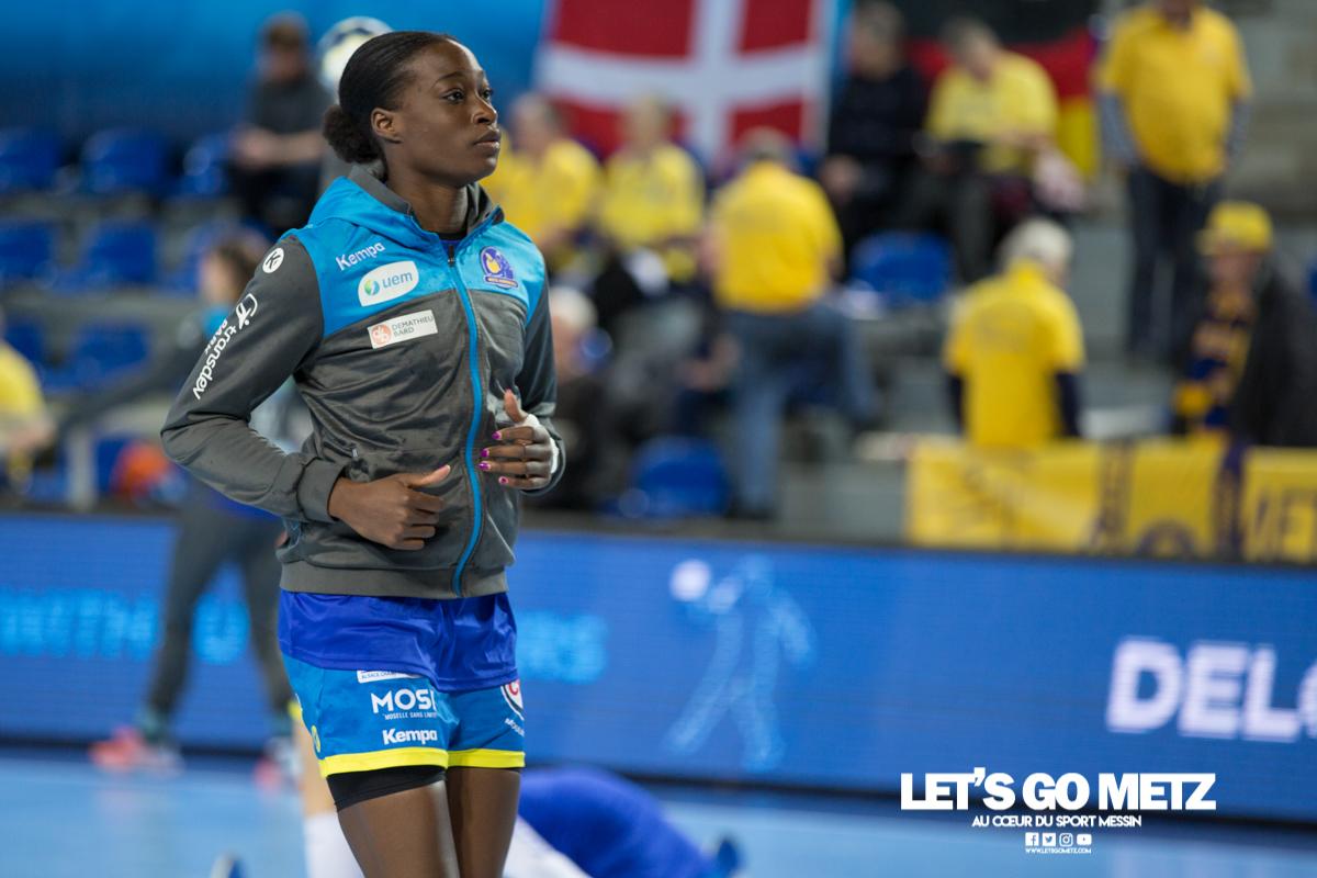 Metz Handball – Bucarest – 010320- MH – Ngouan (4)
