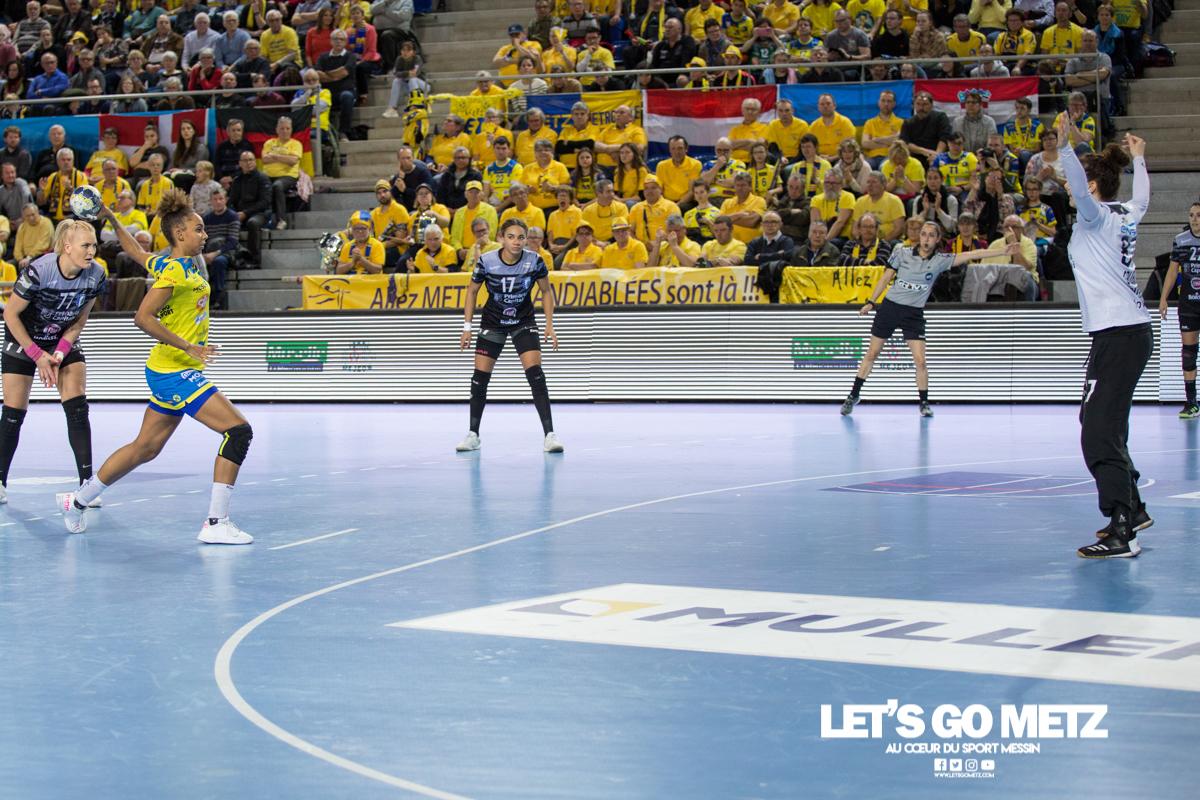 Metz Handball – Bucarest – 010320- MH – Sajka