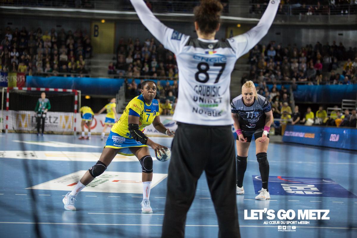 Metz Handball – Bucarest – 010320- MH – Zaadi (1)
