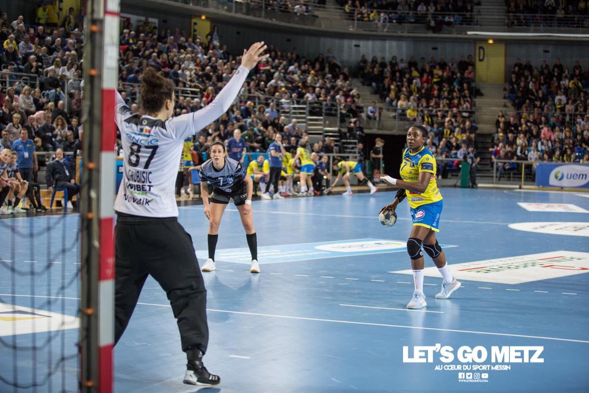 Metz Handball – Bucarest – 010320- MH – Zaadi (2)