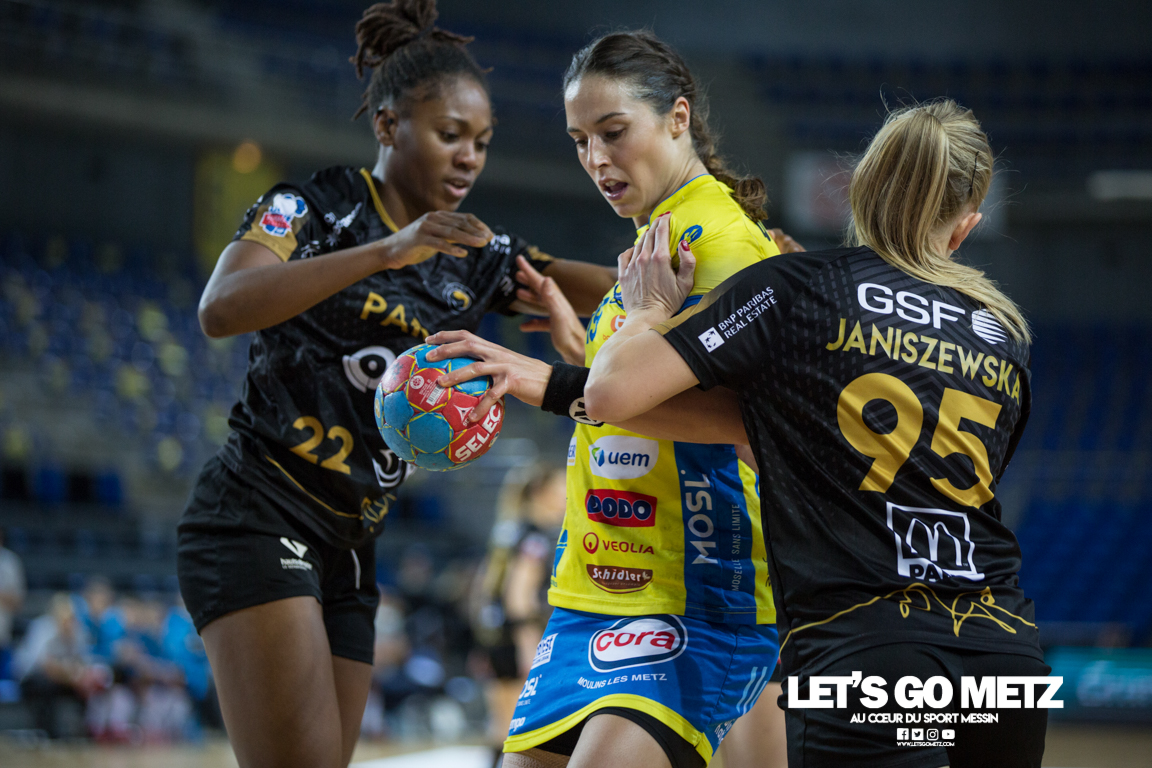 Metz Handball – Paris 92 – 11112020 – Burgaard – MH (1)