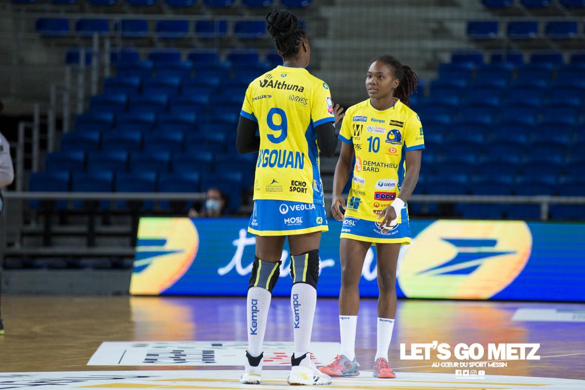 Metz Handball – Paris 92 – 11112020 – N'Gouan Nocandy – MH