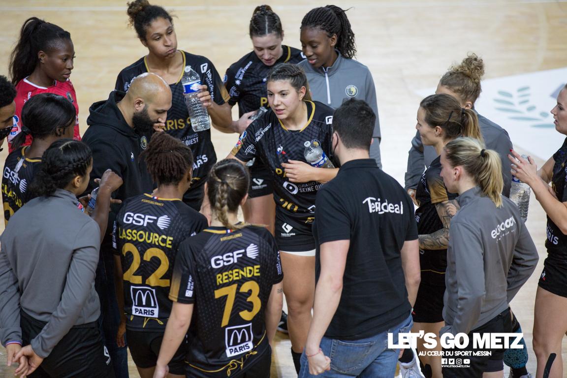 Metz Handball – Paris 92 – 11112020 – Paris 92 Flippes – MH