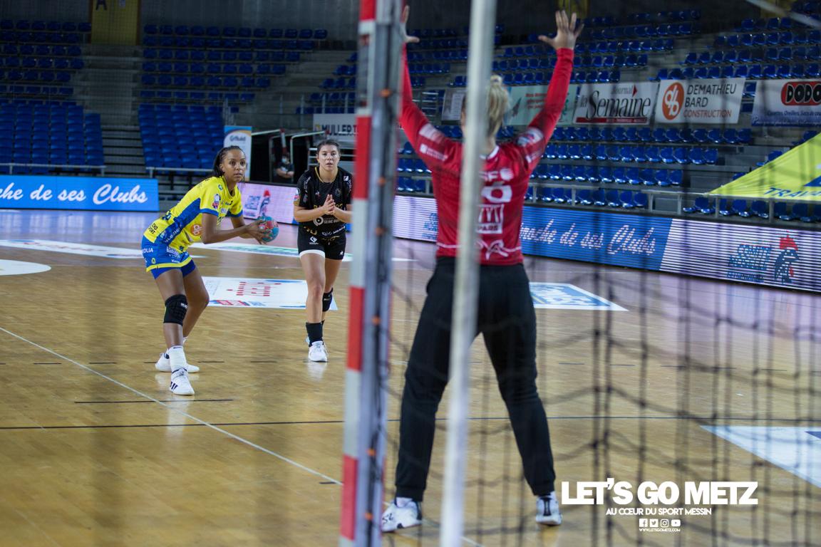 Metz Handball – Paris 92 – 11112020 – Sajka – MH