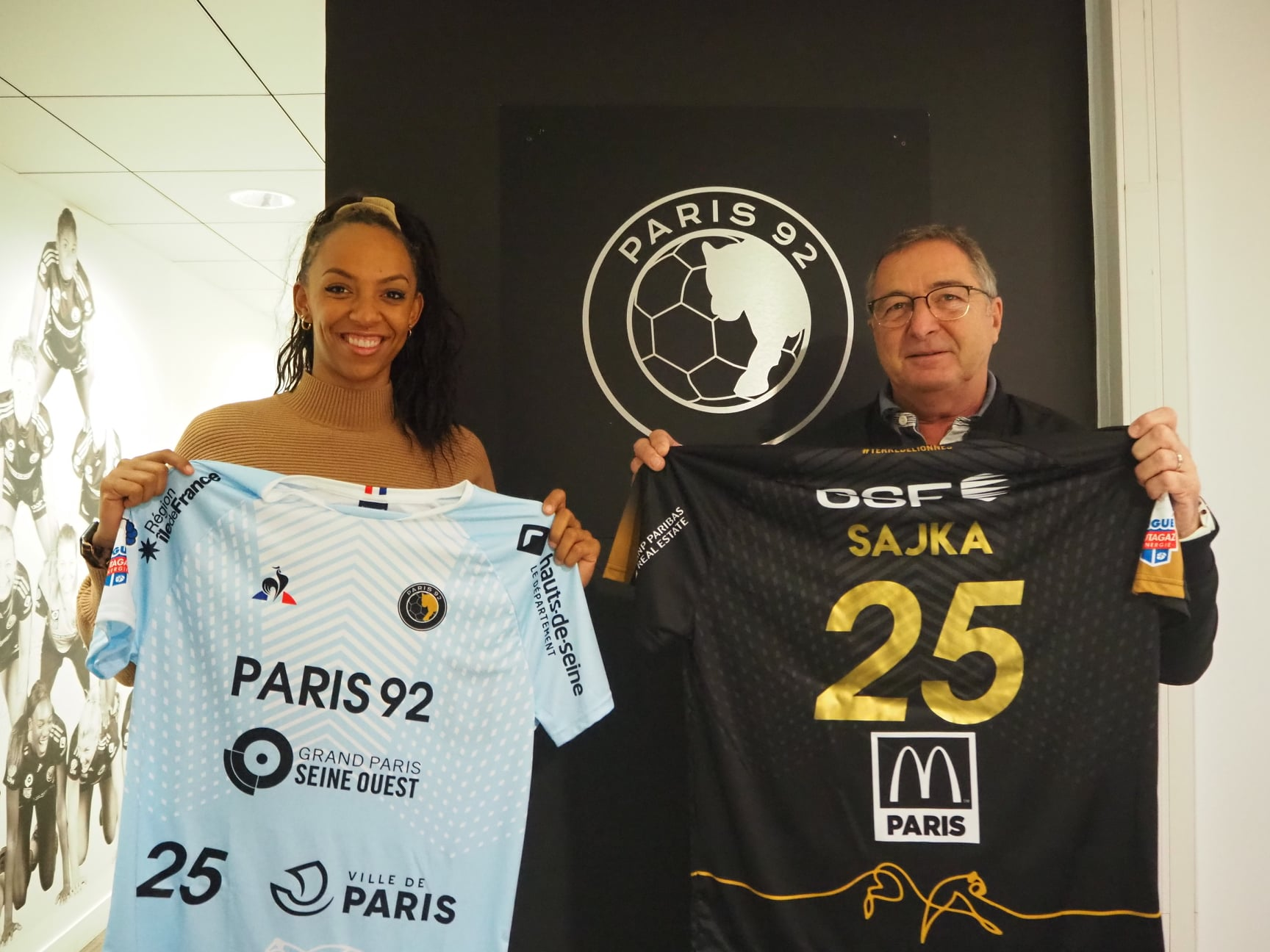 Marie-Hèléne Sakja ne sera plus Messine – Let's Go Metz - Championnat d'Europe 2020