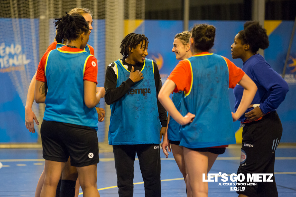 Entrainement Metz HB – 07122020 – Team Luciano – MH