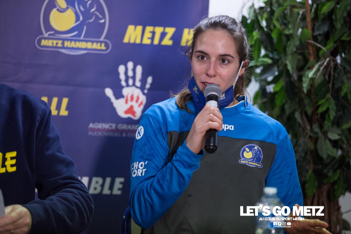 Conf de presse – Metz Handball – 08012021 – Burgaard