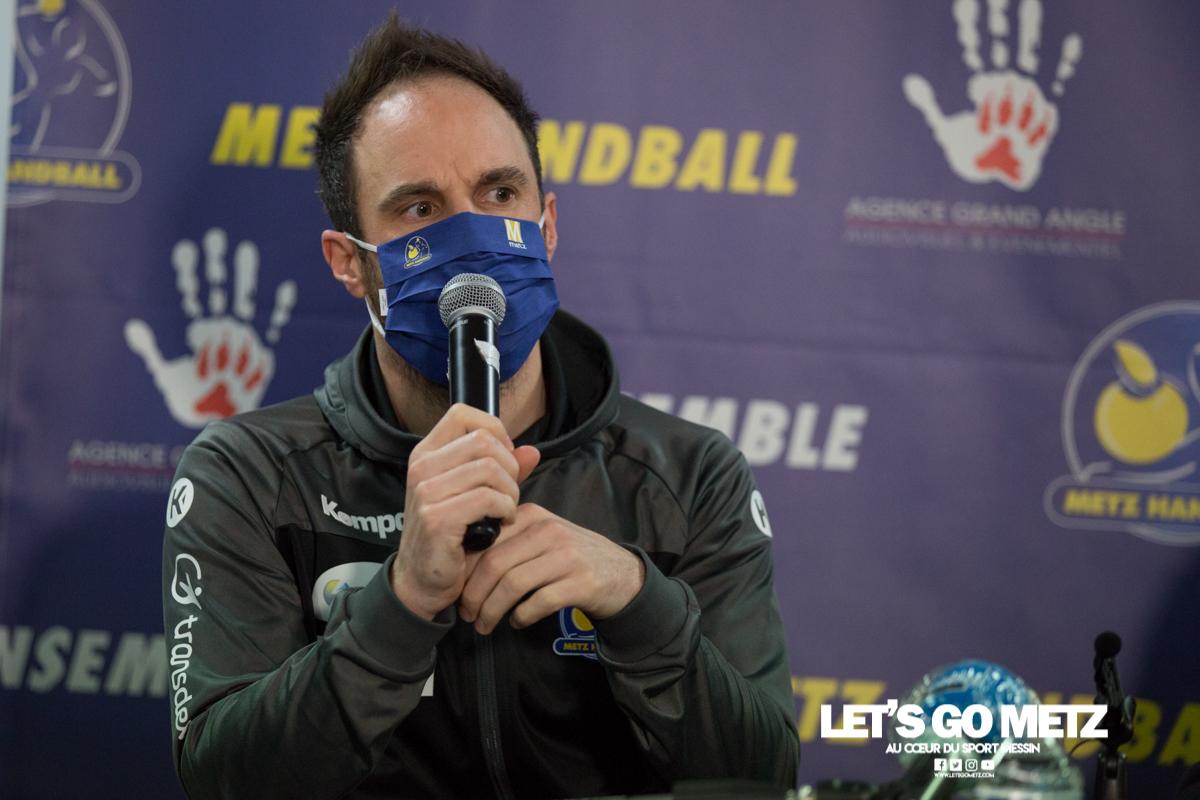 Conf de presse – Metz Handball – 08012021 – Mayonnade (1)