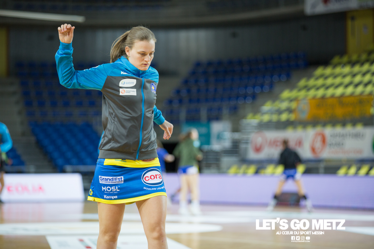 Metz Handball – Bourg de Péage – 13012021 – Bont – MH