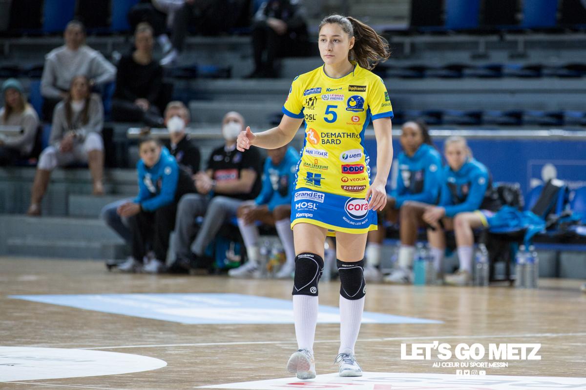 Metz Handball – Bourg de Péage – 13012021 – Gautschi – MH (1)