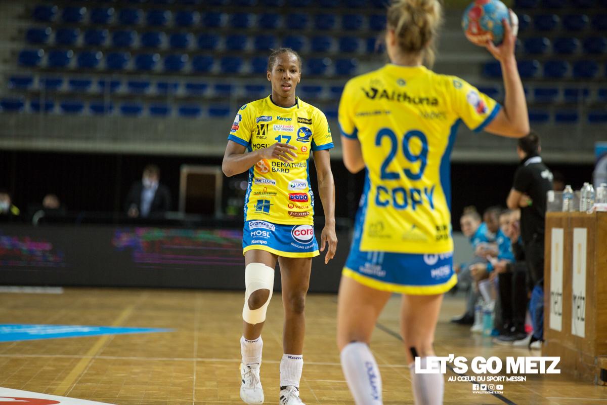 Metz Handball – Bourg de Péage – 13012021 – O Kanor – MH