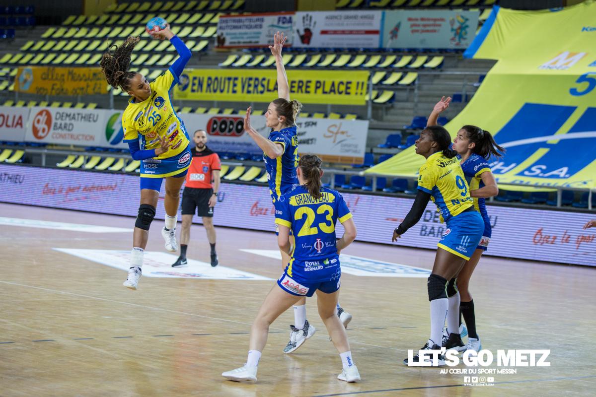 Metz Handball – Bourg de Péage – 13012021 – Sajka – MH (1)